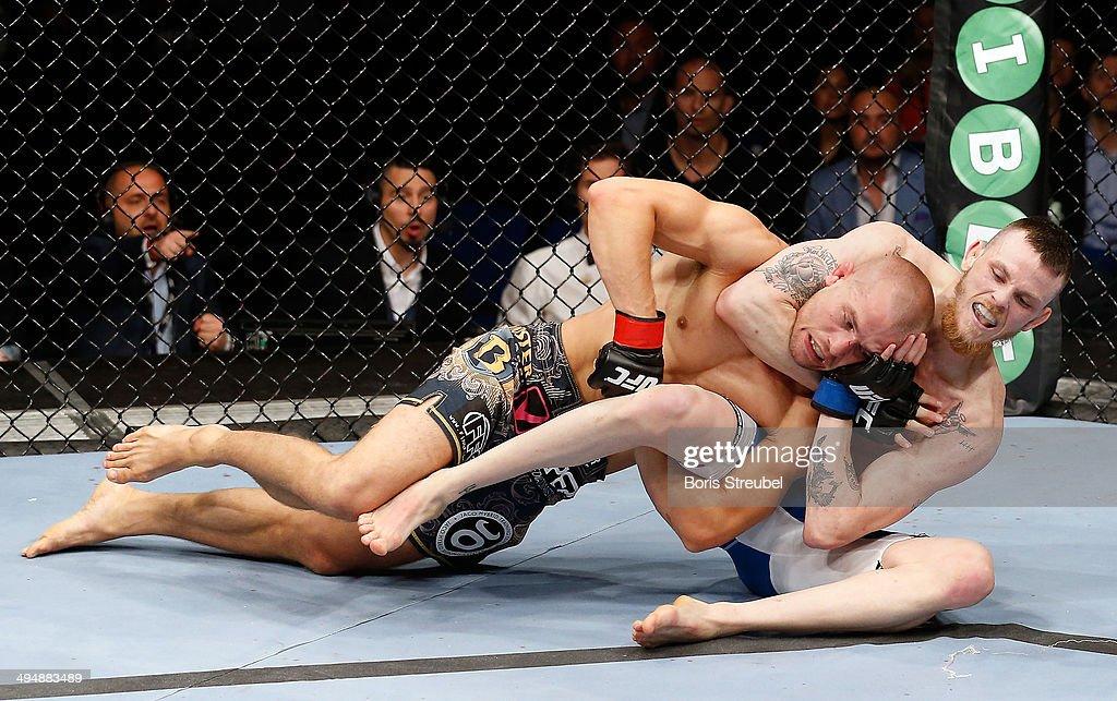 UFC Berlin: Mousasi v Munoz