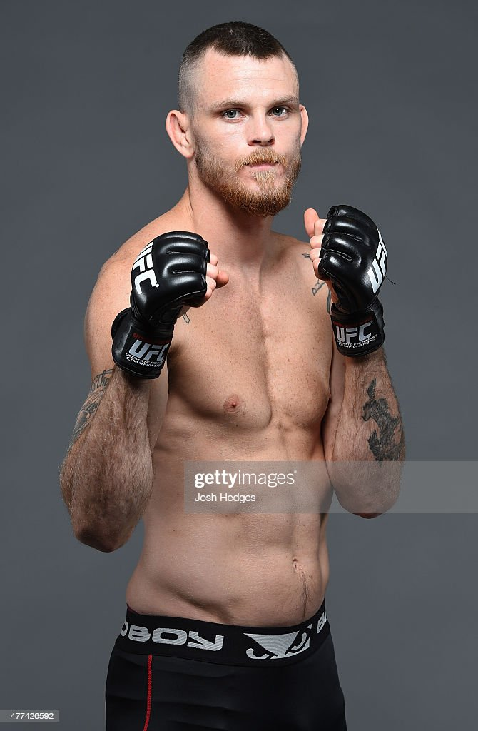 UFC Fighter Portraits - 2015