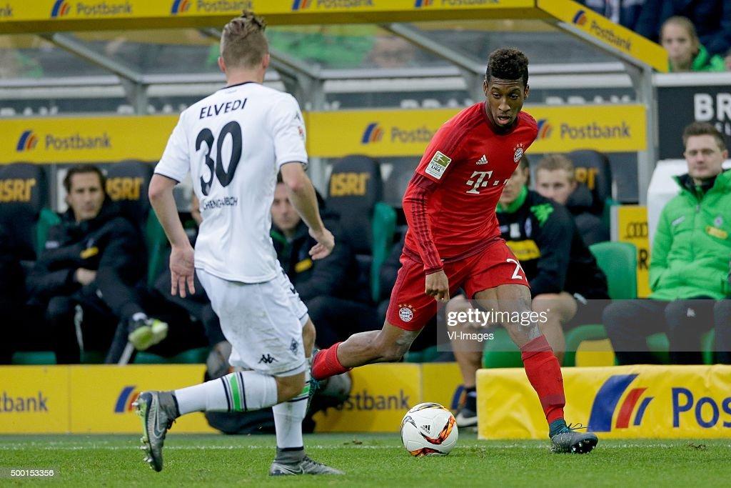 "Bundesliga - ""Borussia Mönchengladbach v Bayern München"" : News Photo"