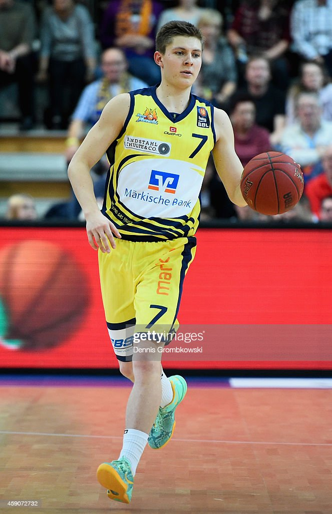 Phoenix Hagen v ALBA Berlin - BBL : News Photo