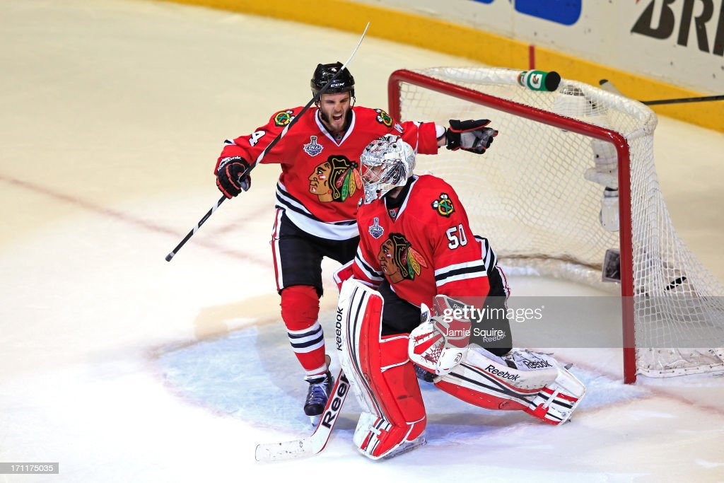 2013 NHL Stanley Cup Final - Game Five