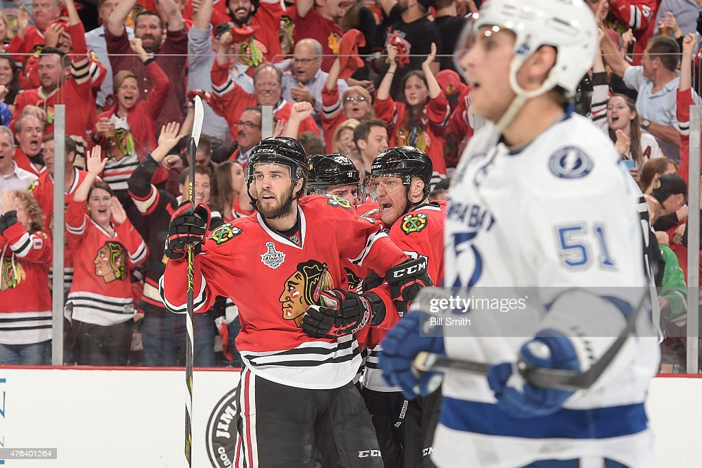 2015 NHL Stanley Cup Final - Game Three