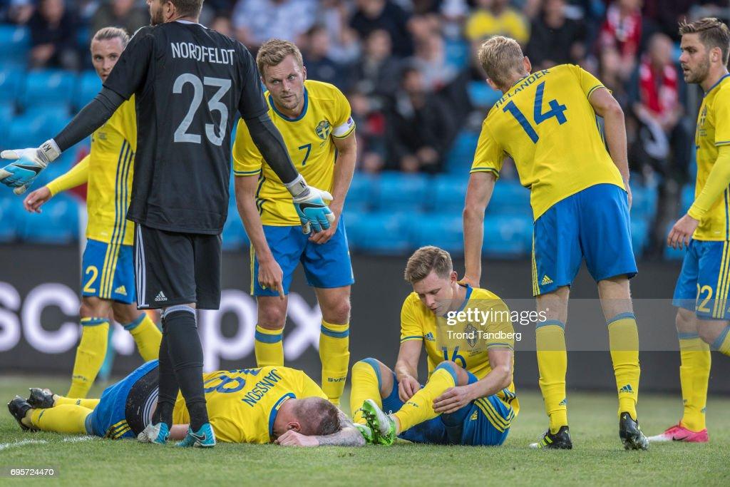 Norway v Sweden - International Friendly