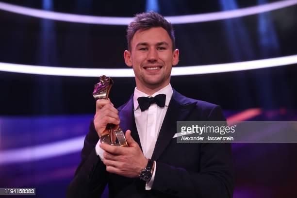 "Niklas Kaul is awarded as the ""Sportler des Jahres"" Gala at Kurhaus Baden-Baden on December 15, 2019 in Baden-Baden, Germany."