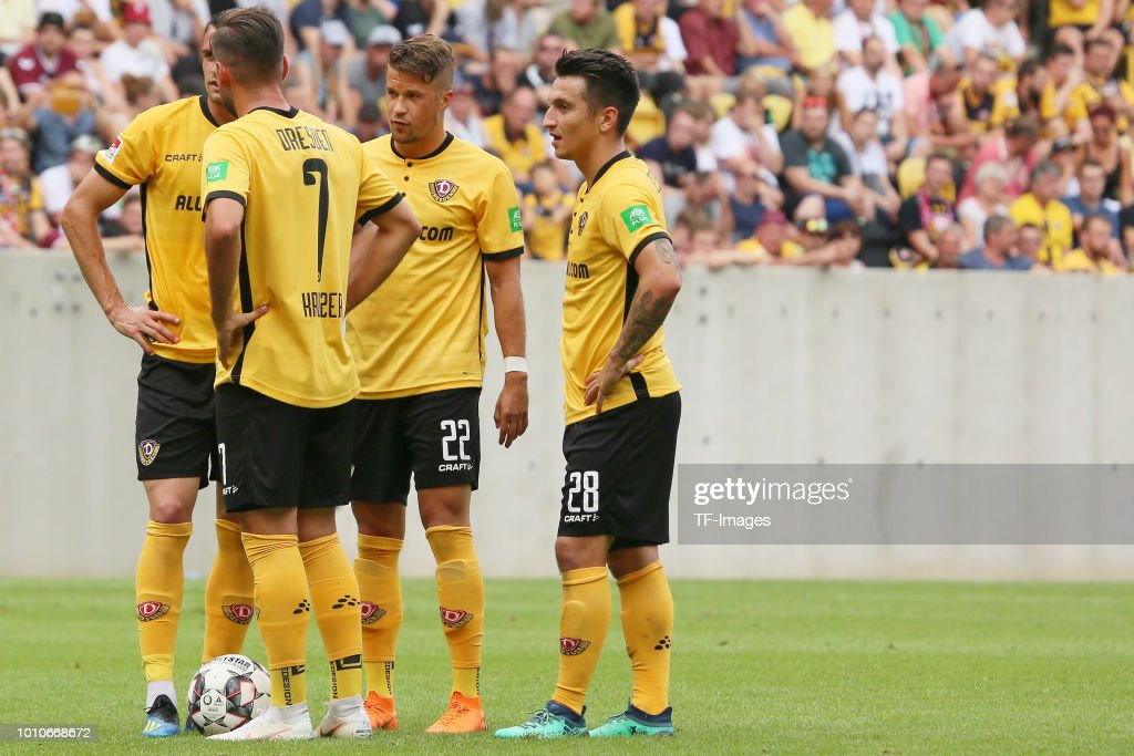 Dynamo Dresden v Aston Villa: Pre-Season Friendly