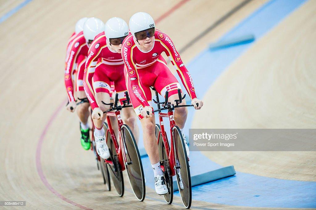 UCI Track World Cycling