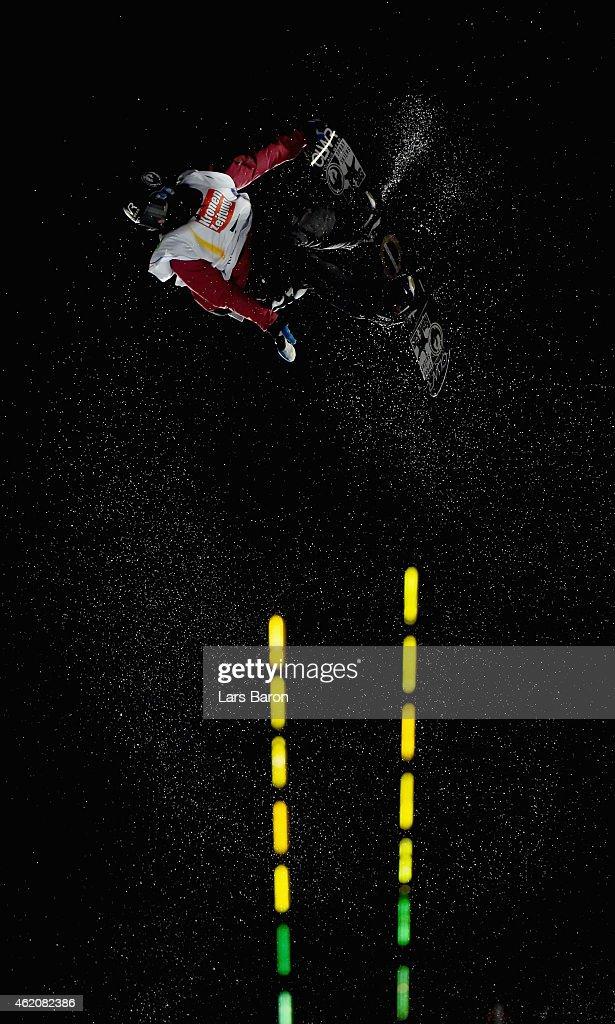 FIS Freestyle Ski & Snowboard World Championships - Men's Big Air