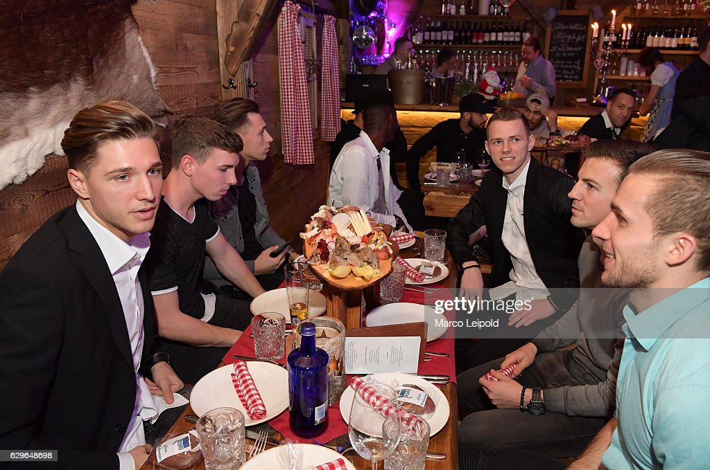 Hertha BSC Christmas Party Photos and Images | Getty Images