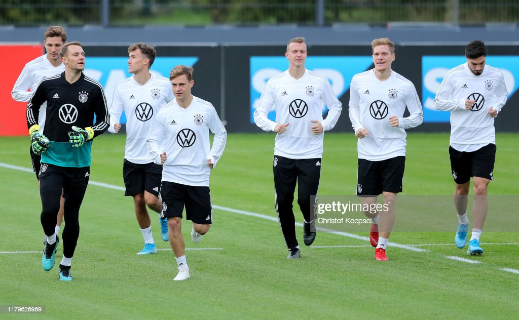 Germany - Training Session : ニュース写真