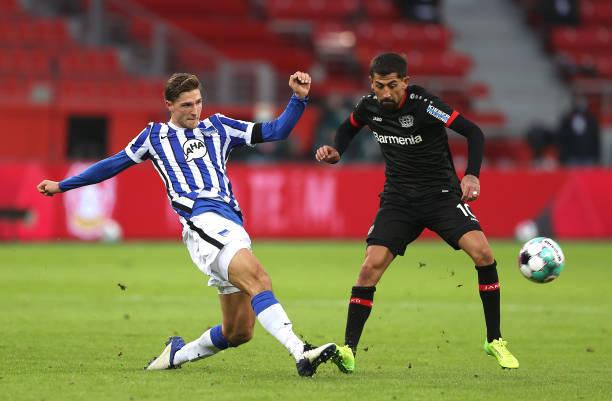 DEU: Bayer 04 Leverkusen v Hertha BSC - Bundesliga