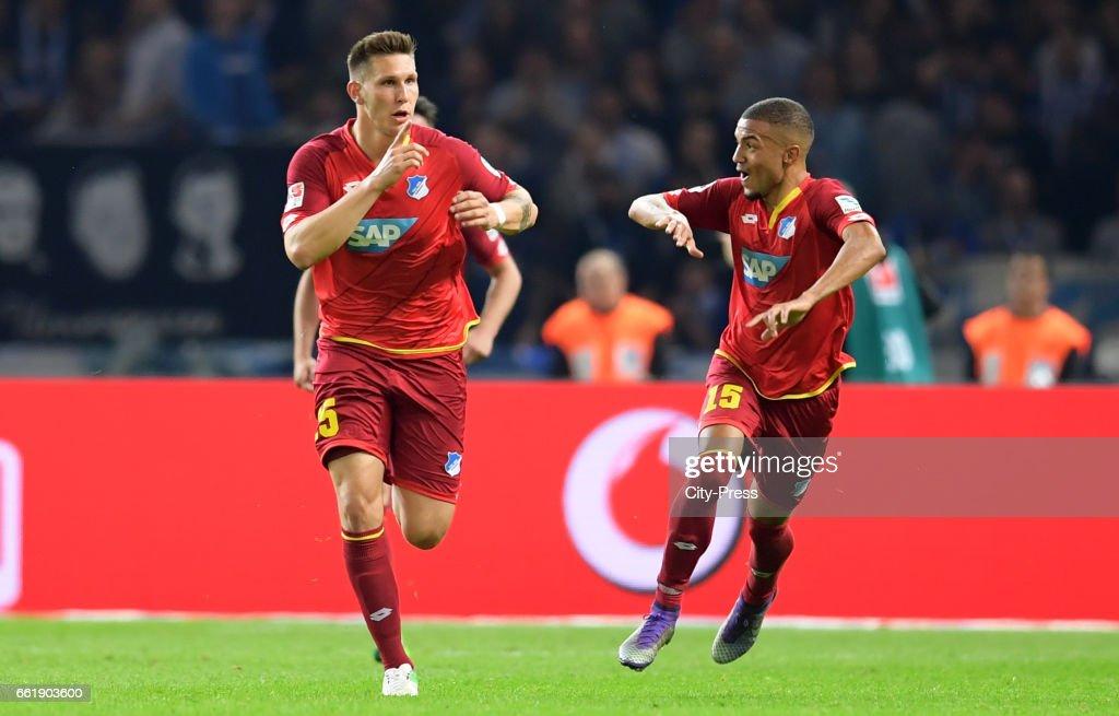 Hertha BSC v TSG Hoffenheim - 1 Bundesliga : News Photo