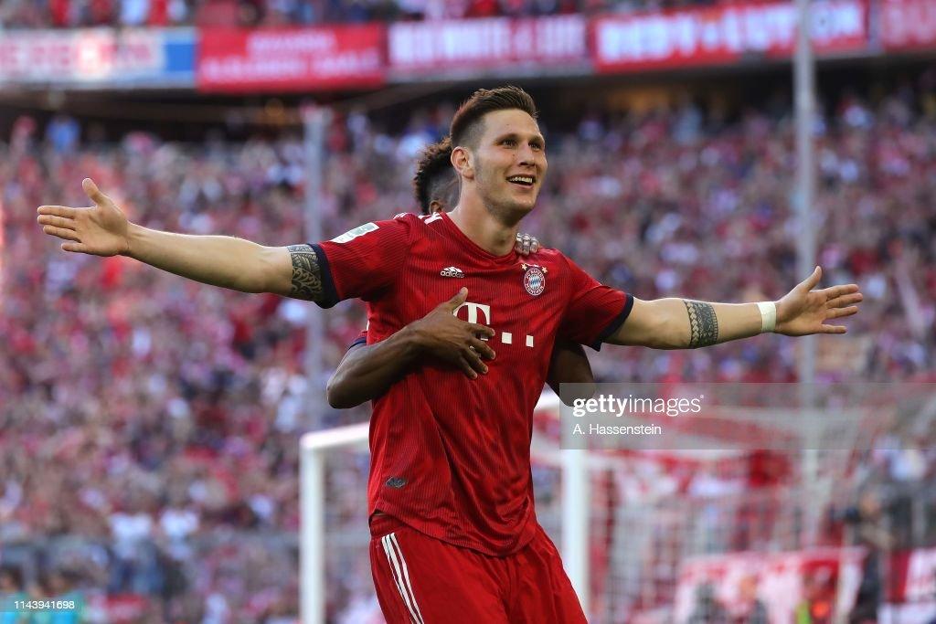 FC Bayern Muenchen v SV Werder Bremen - Bundesliga : News Photo