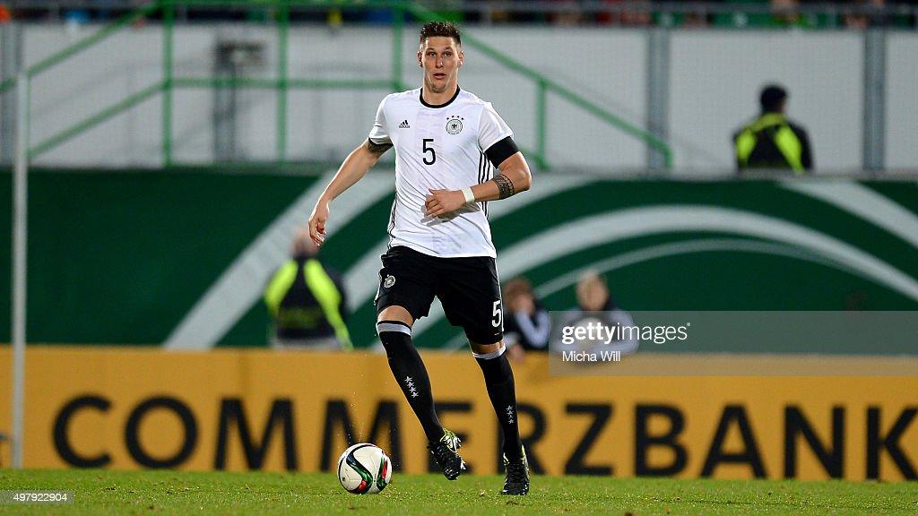 Germany U21 v Austria U21 - 2017 UEFA European U21 Championships Qualifier : News Photo