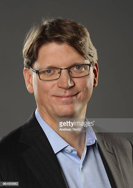 Niklas Zennstroem of Atomico Ventures poses during a portrait session at the Digital Life Design conference at HVB Forum on January 24 2010 in Munich...