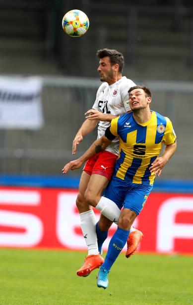 DEU: Eintracht Braunschweig v FC Viktoria Koeln - 3. Liga