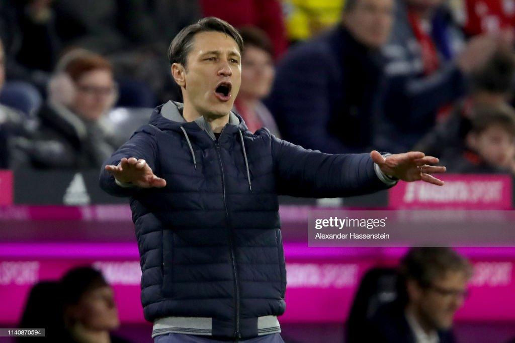 FC Bayern Muenchen v Borussia Dortmund - Bundesliga : ニュース写真