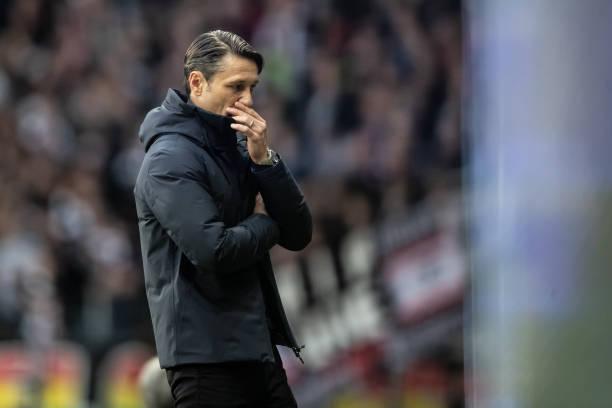 Eintracht Frankfurt v FC Bayern München - Bundesliga for DFL