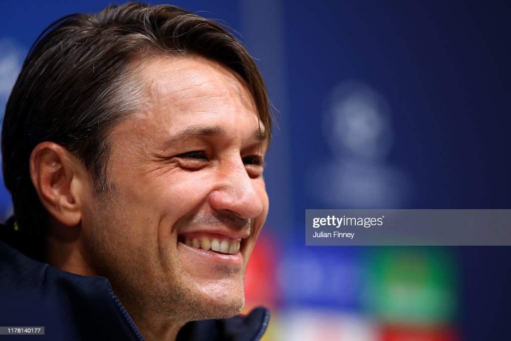 Bayern Muenchen Training Session and Press Conference : News Photo