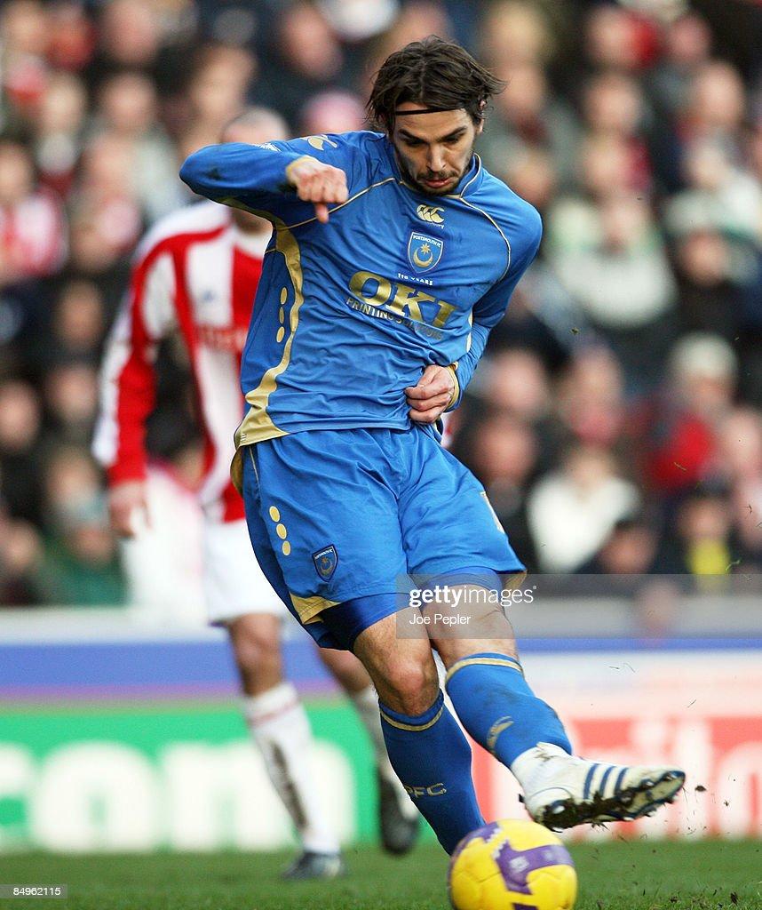 Stoke City v Portsmouth - Premier League