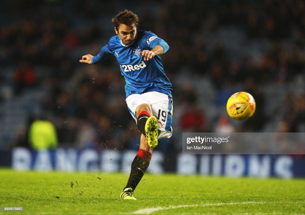 Rangers v St Johnstone - Ladbrokes Scottish Premiership : News Photo