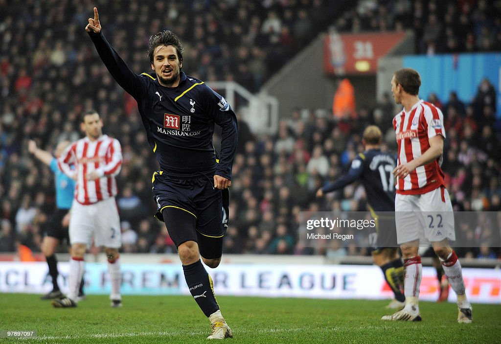 Stoke City v Tottenham Hotspur - Premier League