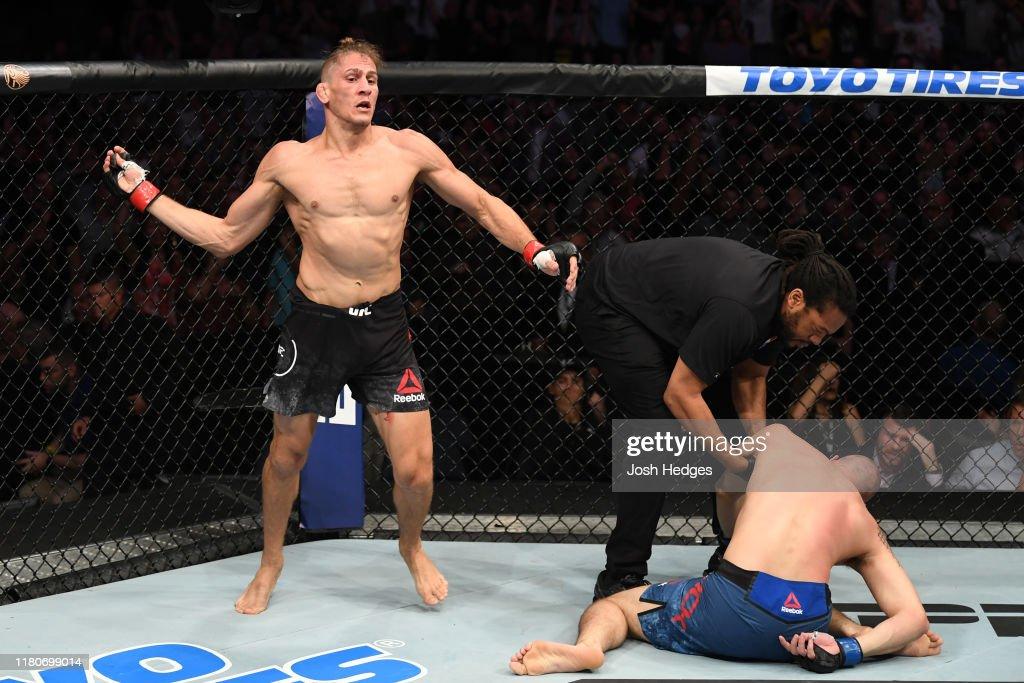 UFC Fight Night: Price v Vick : News Photo
