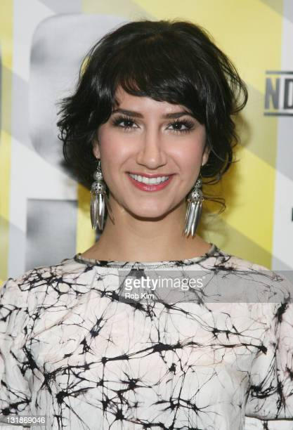 """Nikohl Boosheri attends the premiere of """"Circumstance"""" at the closing night of New Directors/New Films 2011 at The Museum of Modern Art on April 3,..."""
