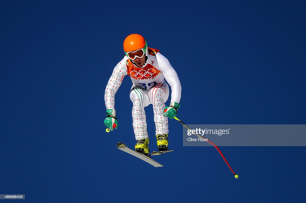 Alpine Skiing Previews - Winter Olympics Day 6