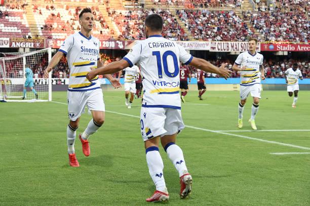 ITA: US Salernitana v Hellas Verona FC - Serie A