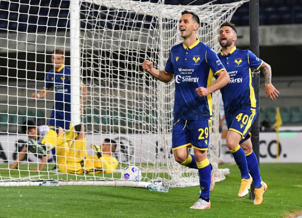ITA: Hellas Verona FC  v Bologna FC - Serie A
