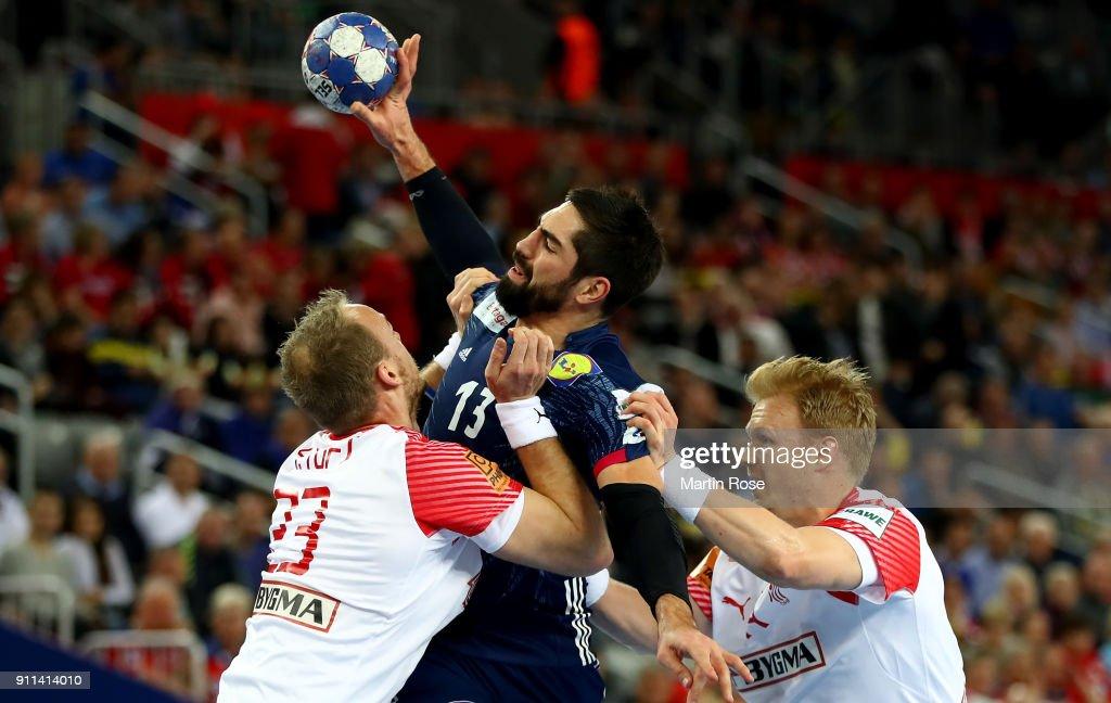 France v Denmark - EHF Euro Croatia 2018 3rd Place Match