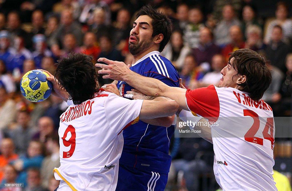 France v Spain - Men's Handball World Championship