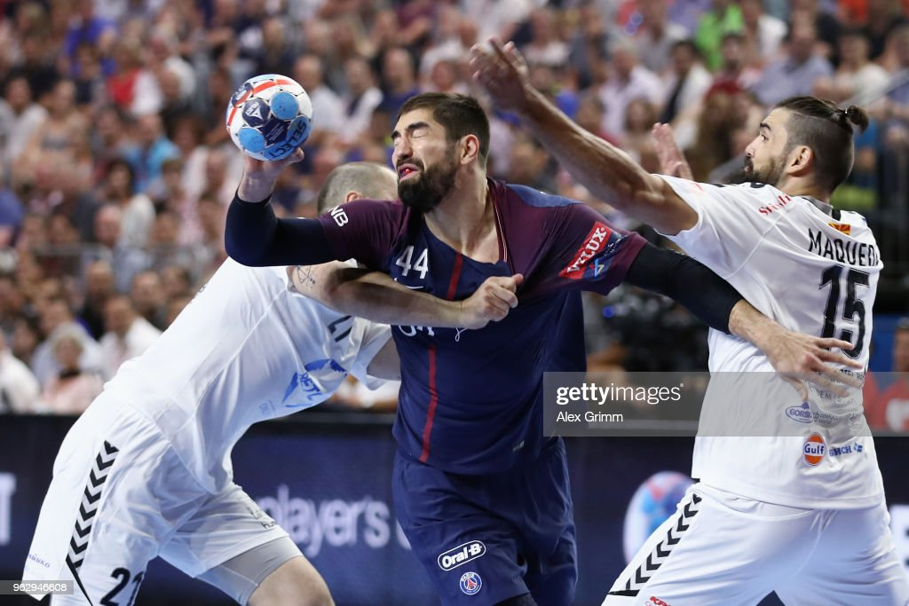 Paris Saint Germain v HC Vardar - EHF Champions League Final 4 3rd Place Game