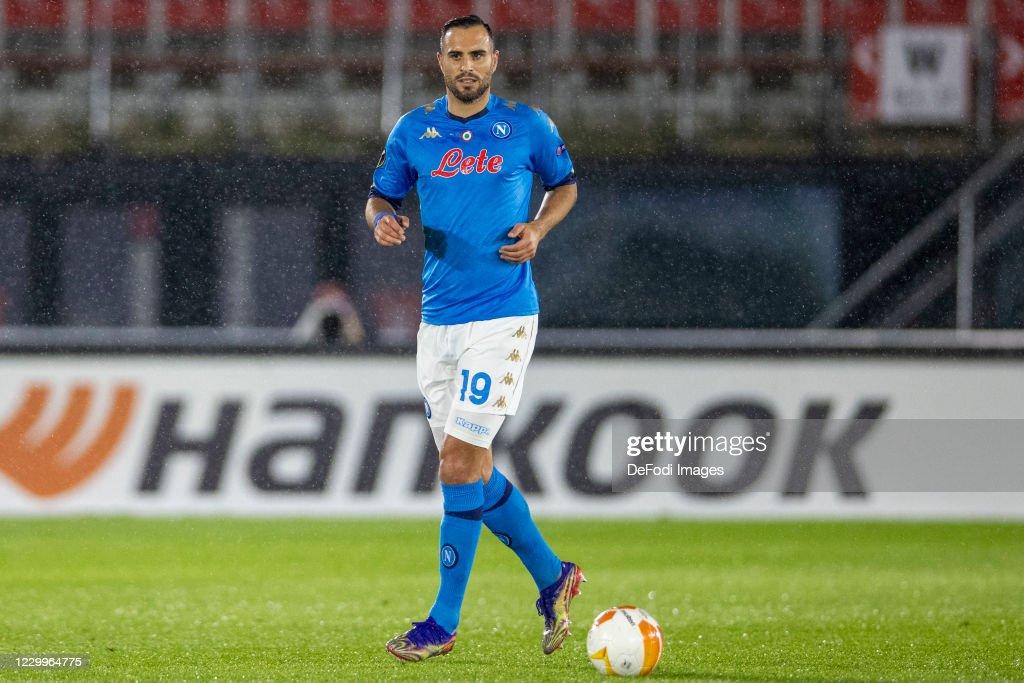 AZ Alkmaar v SSC Napoli: Group F - UEFA Europa League : News Photo