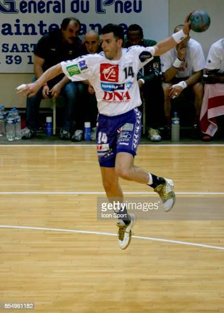 Nikola MALESEVIC Paris Handball / Selestat 26e Journee de division 1 Stade Pierre de Coubertin
