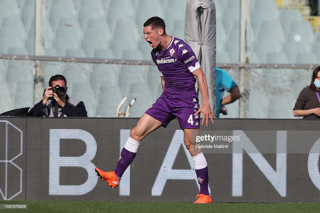 ACF Fiorentina  v Parma Calcio - Serie A : News Photo