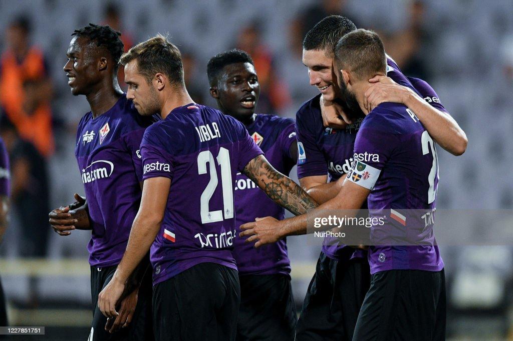 ACF Fiorentina v Bologna FC - Serie A : News Photo