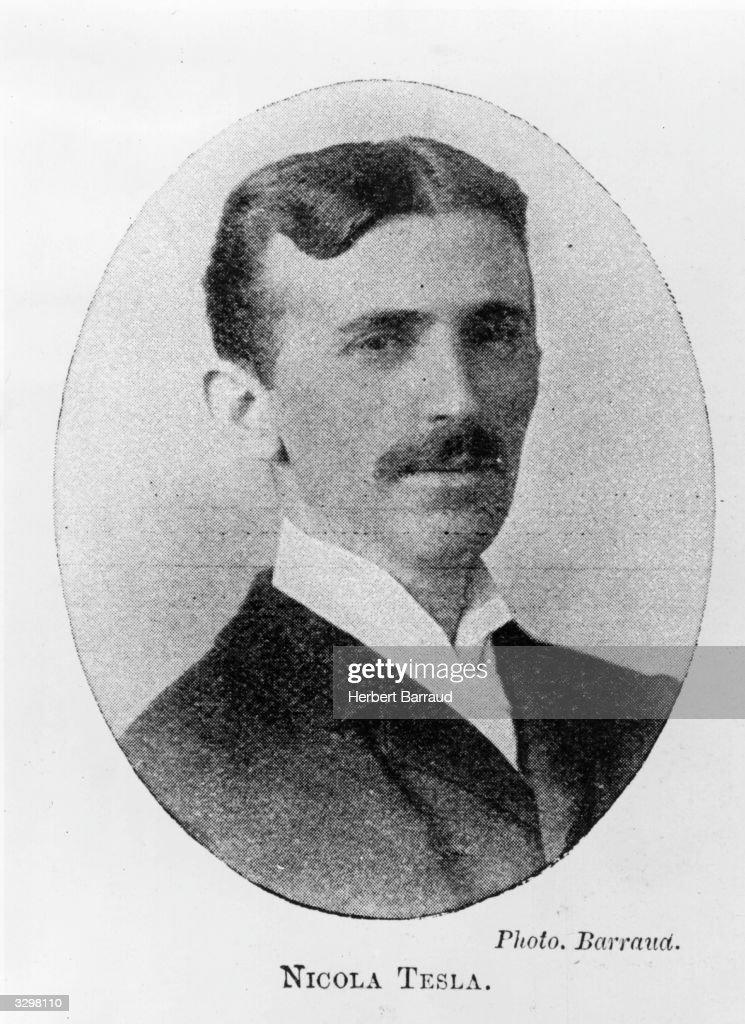Nikola Tesla : News Photo