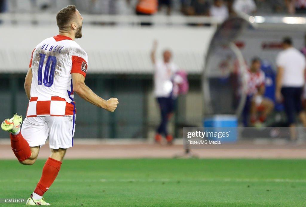 Croatia v Slovenia - 2022 FIFA World Cup Qualifier : News Photo