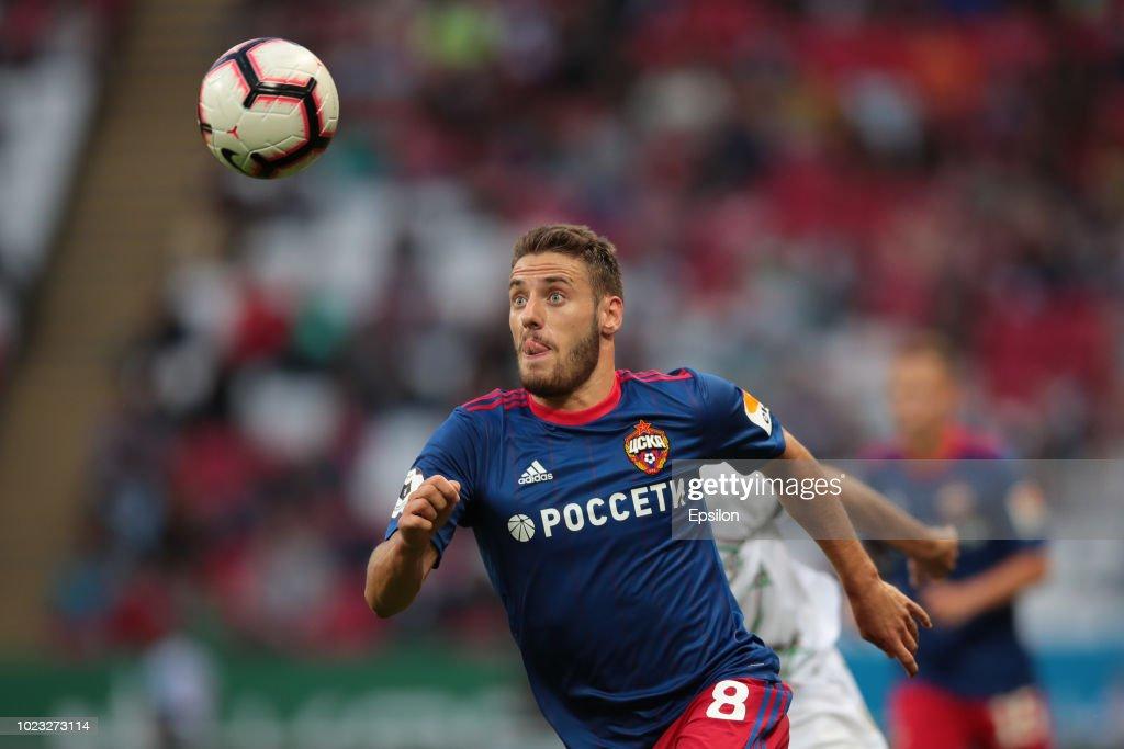 FC Rubin Kazan vs PFC CSKA Moscow - Russian Premier League : News Photo