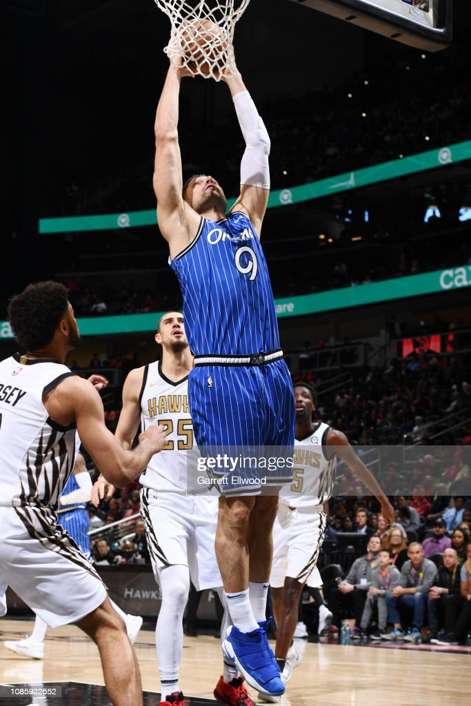 Orlando Magic v Atlanta Hawks : News Photo