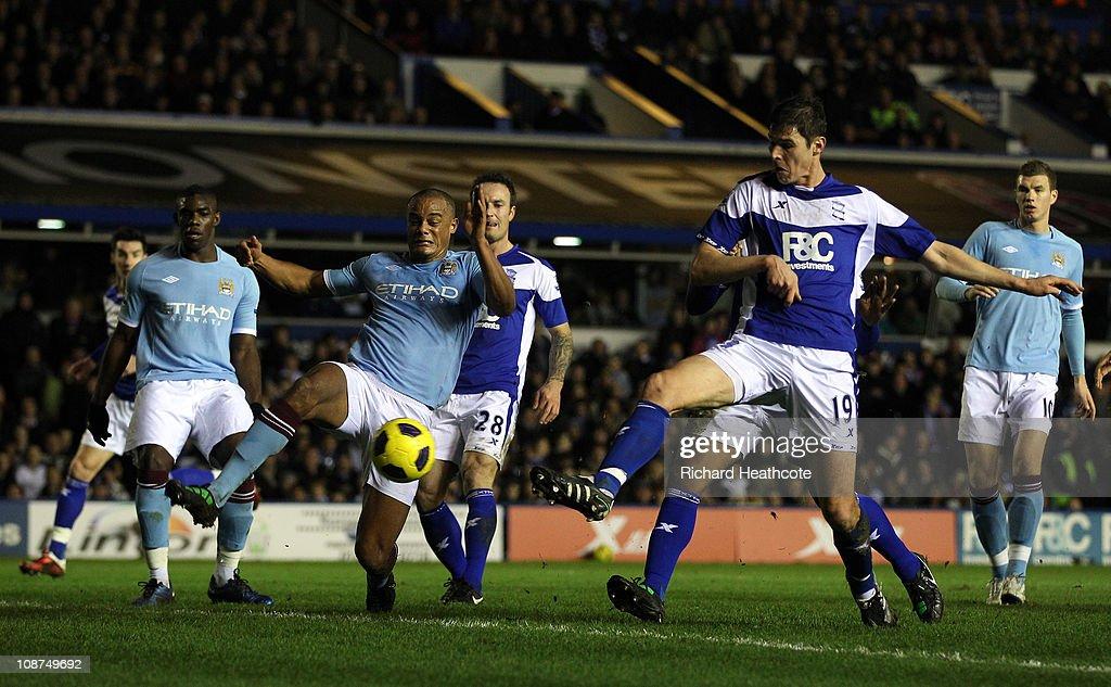 Birmingham City v Manchester City - Premier League : News Photo