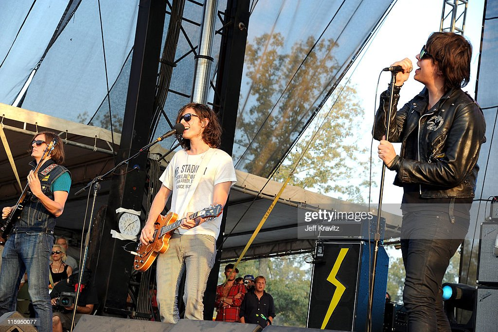 Bonnaroo 2011 - Day 4 - The Strokes