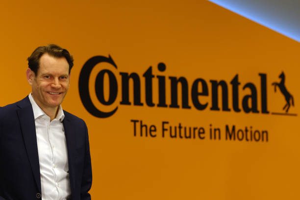 DEU: Continental AG Chief Executive Officer Nikolai Setzer Reports Muted Profitability on Chip Shortage