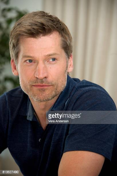 Nikolaj CosterWaldau at the Game of Thrones Press Conference on July 11 2017 in West Hollywood California