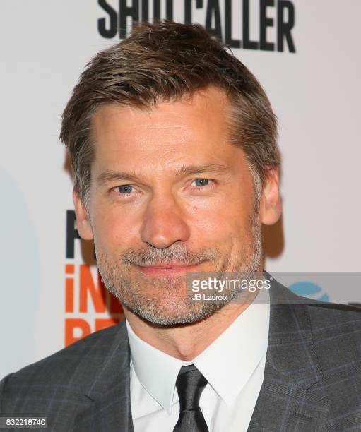 Nikolaj CosterWaldau attends the screening of Saban Films and DIRECTV's 'Shot Caller' on August 15 2017 in Los Angeles California