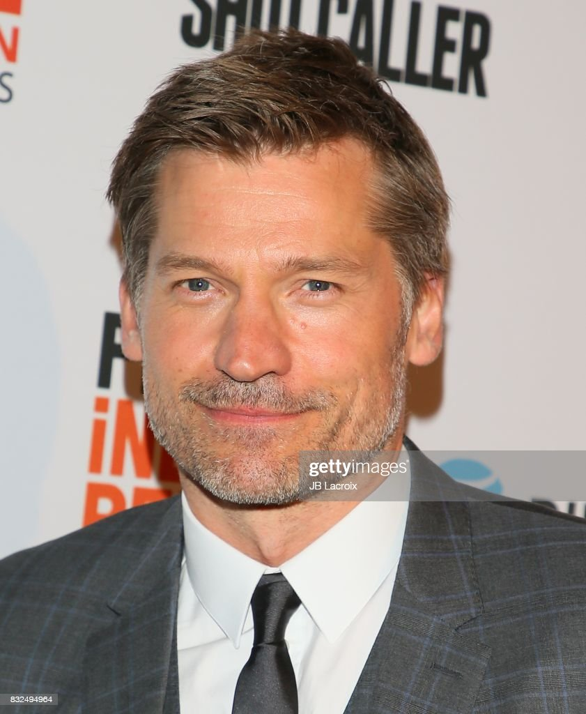 Nikolaj Coster-Waldau attends the screening of Saban Films and DIRECTV's 'Shot Caller' on August 15, 2017 in Los Angeles, California.