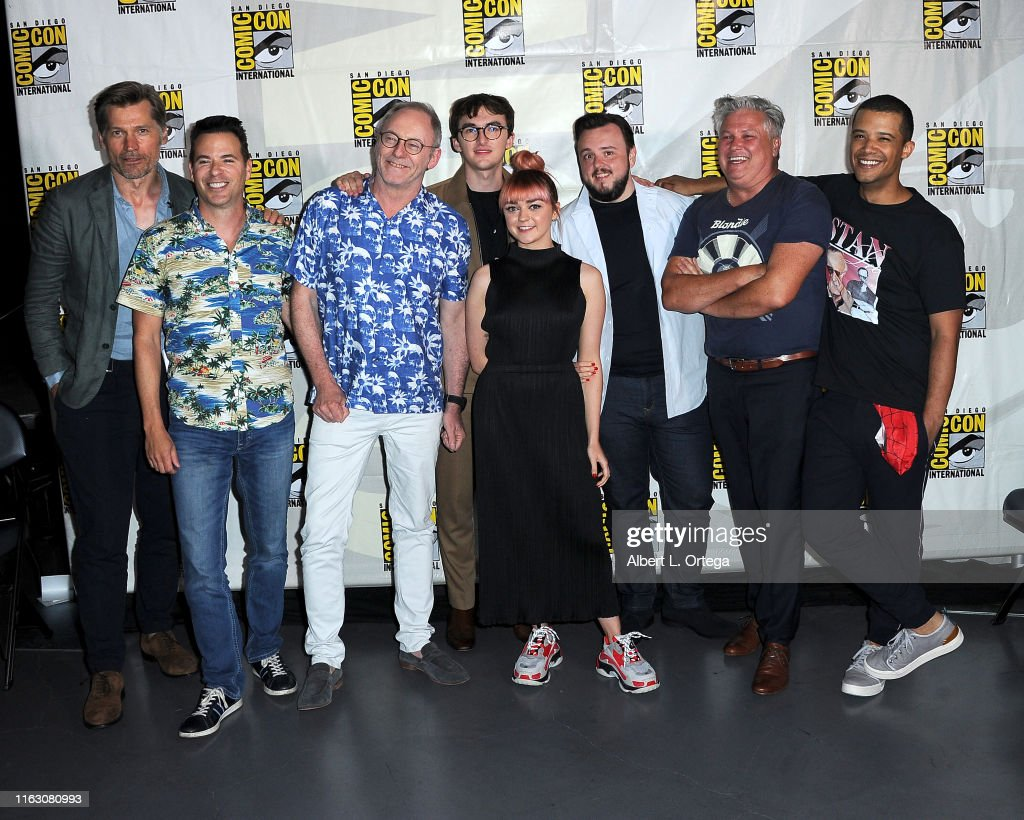 "2019 Comic-Con International - ""Game Of Thrones"" Panel And Q&A : News Photo"