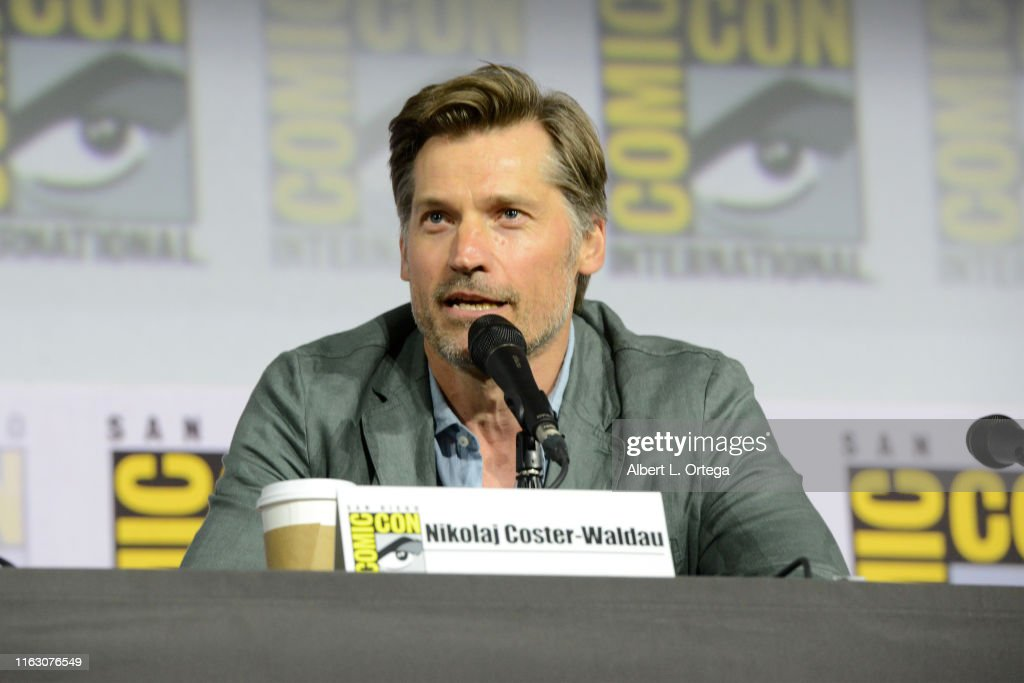 """2019 Comic-Con International - """"Game Of Thrones"""" Panel And Q&A : News Photo"""