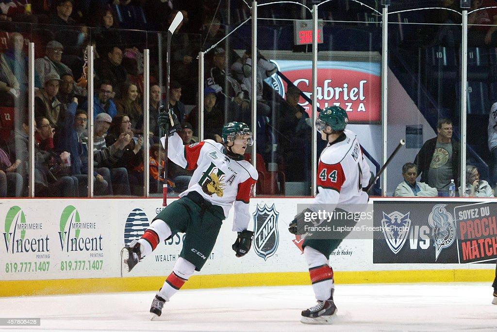 Halifax Mooseheads v Gatineau Olympiques : News Photo